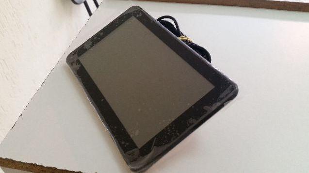 Tablet Android: Tela HD de 7 Polegadas, 8GB de memória, DualCore, Camera – Passo Cartão