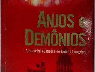Livro Anjos E Demônios – Dan Brown