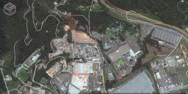 Terreno 2.200 m2 ao lado do SBT – Osasco – SP