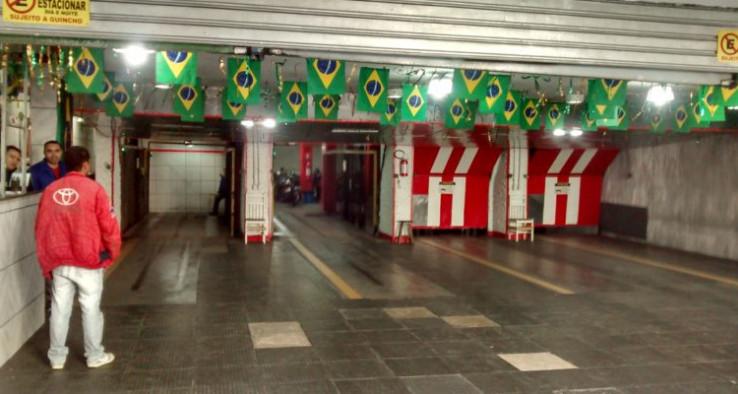 4 Garagens Centro de SP com elevador de veiculos e manobristas 24 horas Troco ou vendo