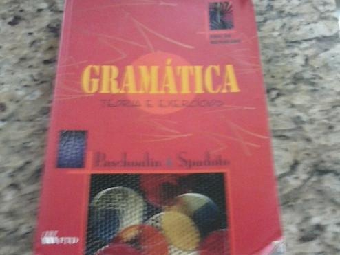 Livro Gramática: Teoria E Exercícios