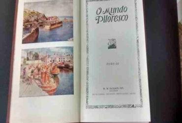 O Mundo Pitoresco – Tomo III – Editora W. M. Jackson