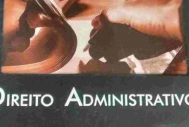 Livro Direito Administrativo – Col. Elementos Do Direito