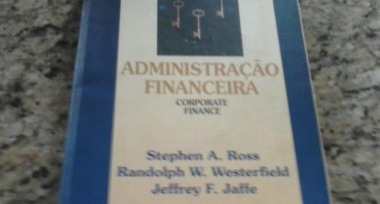 Livro Administração Financeira: Corporate Finance