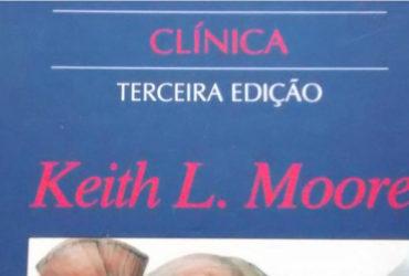 Livro Anatomia Orientada Para A Clínica 3ª Edição – Keith L. Moore