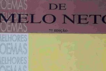 Livro Melhores Poemas – João Cabral De Melo Neto
