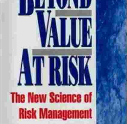 Livro Beyond Value At Risk: The New Science Of Risk Manageme