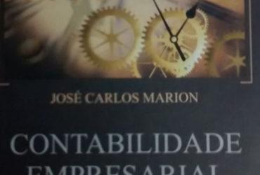 Livro Contabilidade Empresarial – José Carlos Marion
