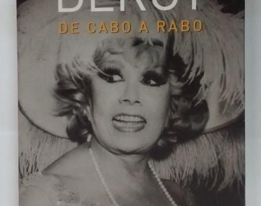 Livro Dercy De Cabo A Rabo – Maria Adelaide Amaral