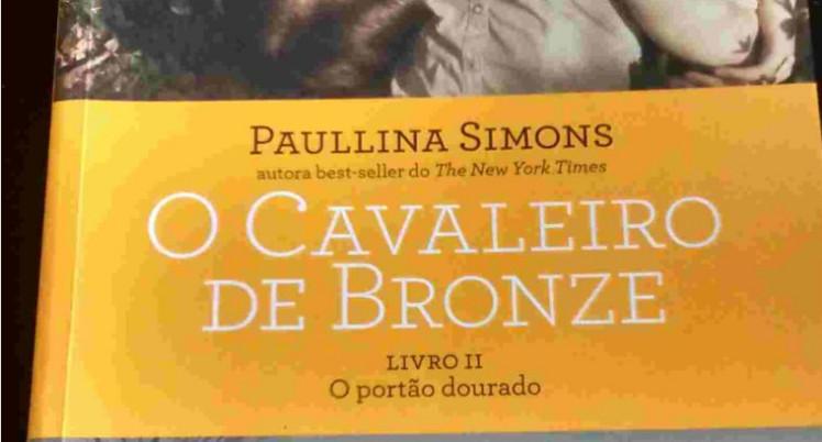 Livro Cavaleiro De Bronze: Portão Dourado – Vol.2