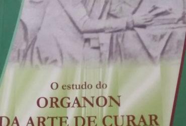 O Estudo Do Organon Da Arte De Curar De Samuel Hahnemann