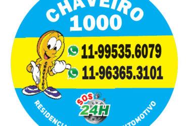 Chaveiro 1000 – Carapicuíba – S.O.S 24hs