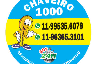 Chaveiro CDHU Carapicuíba 24 horas