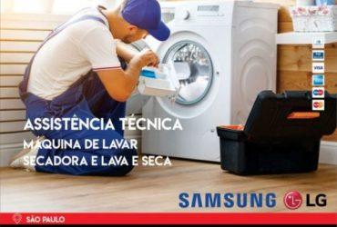 Privado: Consertos Máquina de Lavar Nacionais e Importados na região Moema