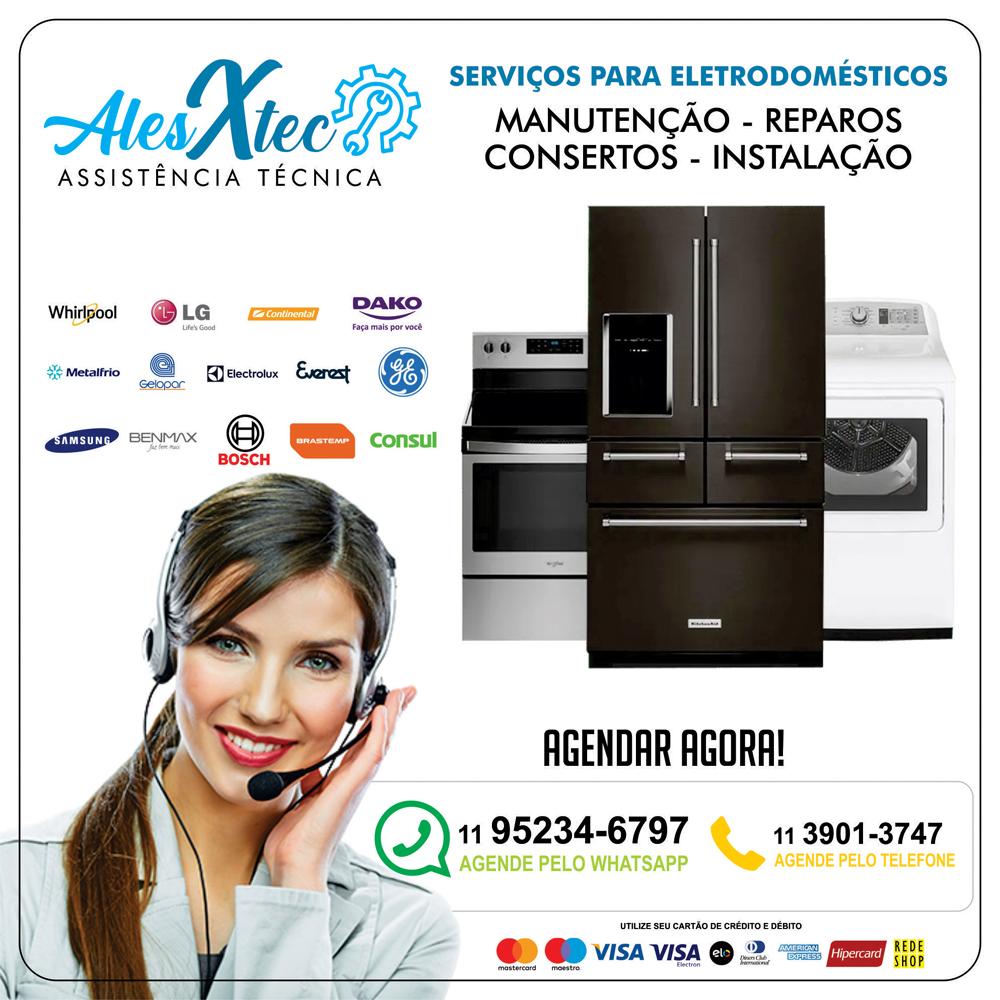 Assistência Especializada de Lavadora de roupa em São Paulo