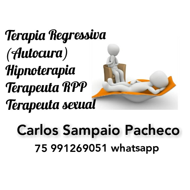 TERAPEUTA DE RPP FEIRA DE SANTANA BA 75 991269051whatsapp