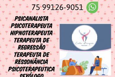 SEXÓLOGO ONLINE 75 991269051 whatsapp HORA MARCADA