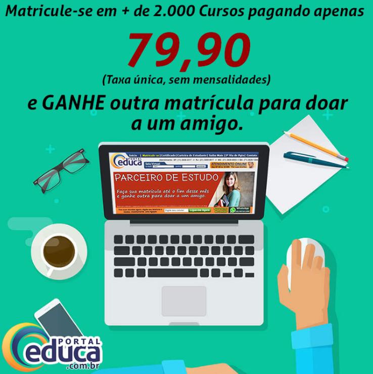 Curso Online Do Portal Educa