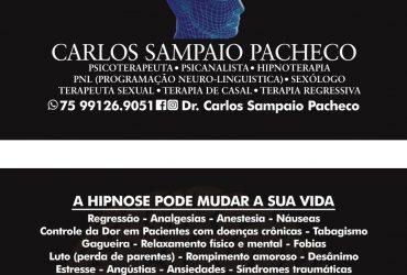 A HIPNOSE PODE MUDAR A SUA VIDA 75 991269051 whatsapp FEIRA DE SANTANA BA
