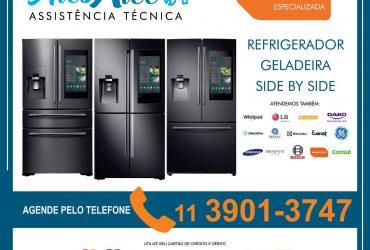 Serviços de assistência para refrigeradores no Ibirapuera