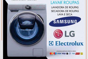 Assistência para máquina de lavar roupas no Jardim Paraíso